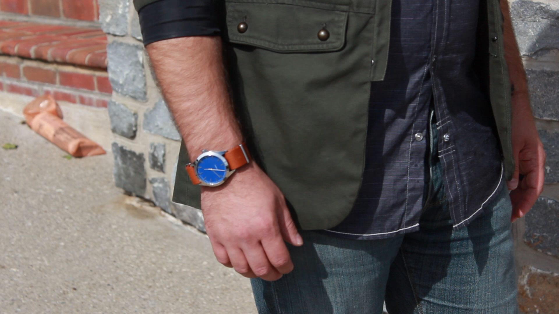 Assemble Your Own Wrist Watch