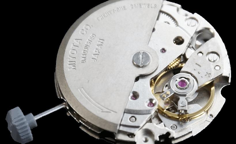 Automatic Mechanical Watch Movement