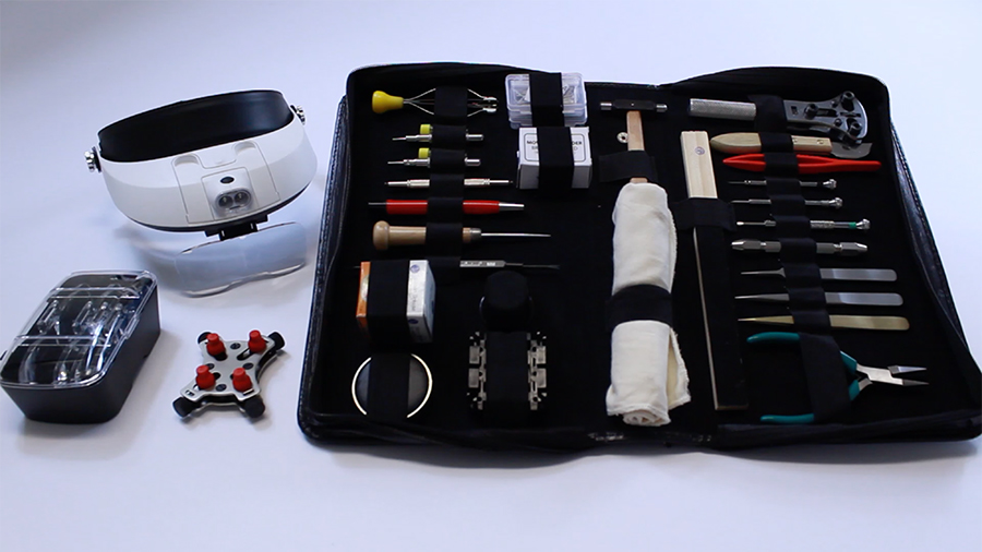 Beginner Watch Making Tool Kit